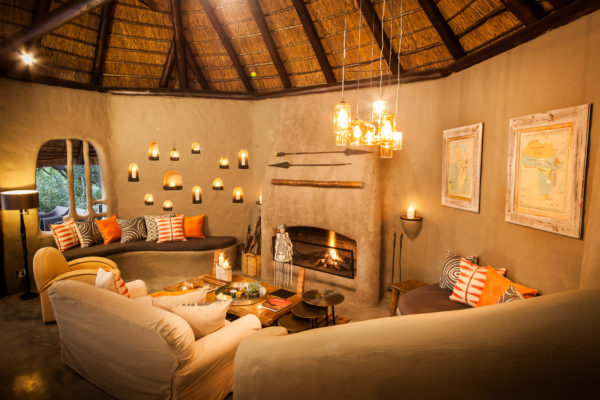 Garonga Safari Camp, main lodge