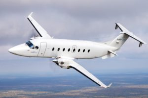 Direct chartered flight from Johannesburg to Garonga with Fedair