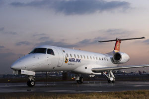 Take a commercial flight with Airlink to Nelspruit KMIA (from Johanesburg or Cape Town)