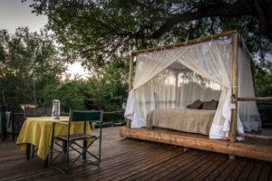 Garonga Sleep out, Makalali, South Africa