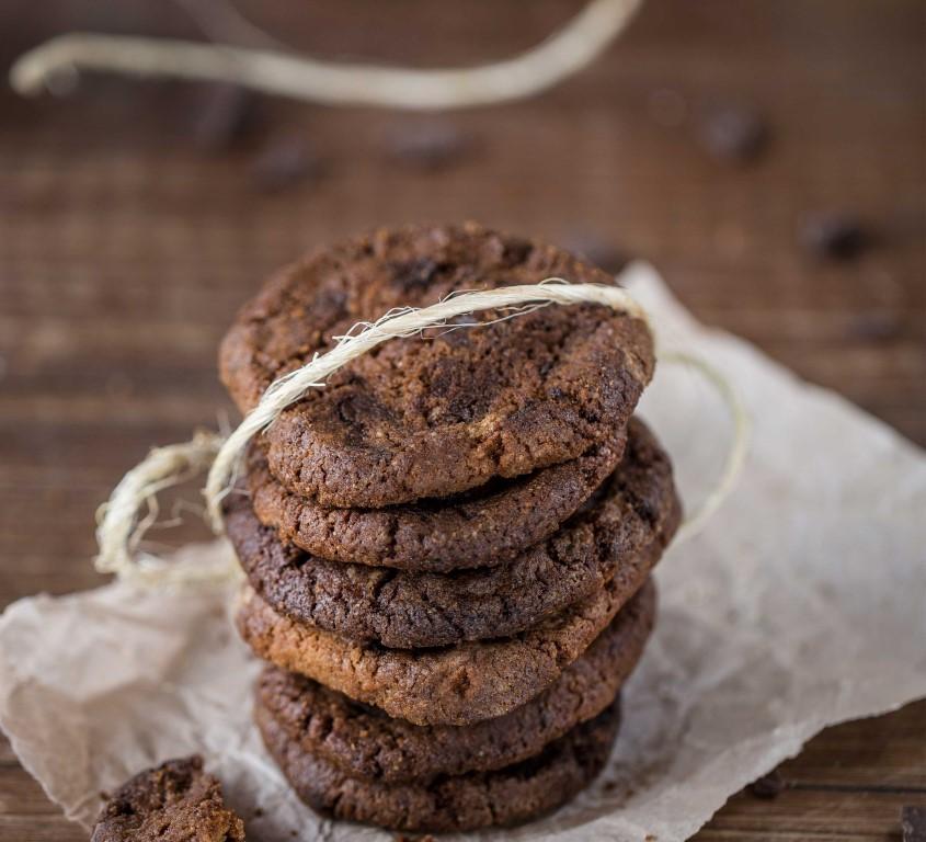 Afternoon Tea - ChocChip Cookies Garonga Safari Camp