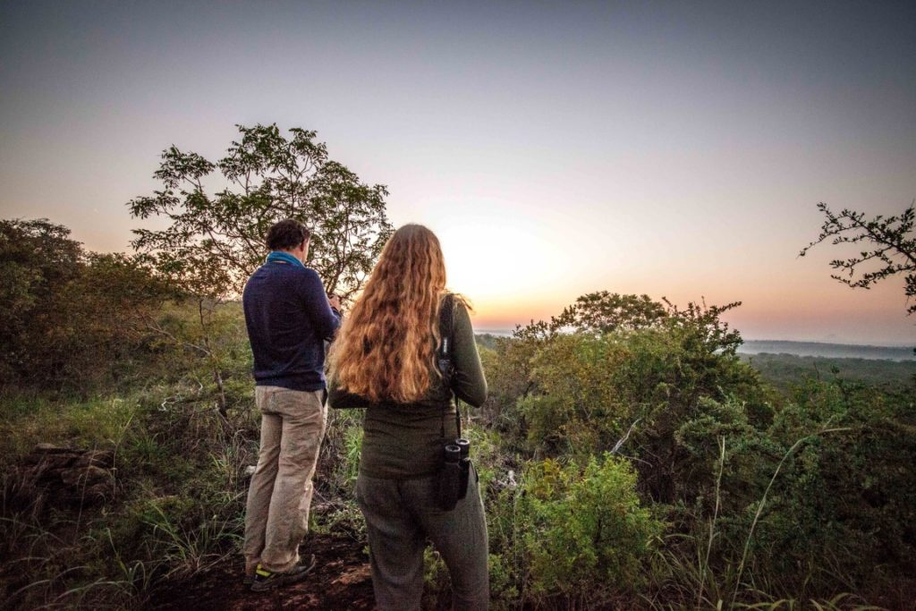 Photography rentals at Garonga Safari Camp