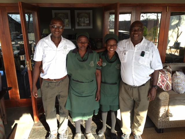 Garonga, Little Garonga, Garonga Safari Camp, South African safari, luxury safari accommodation, Big 5 Game Lodge, Meet the Team
