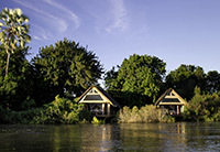 Tongabezi - Zambia luxury safari holidays