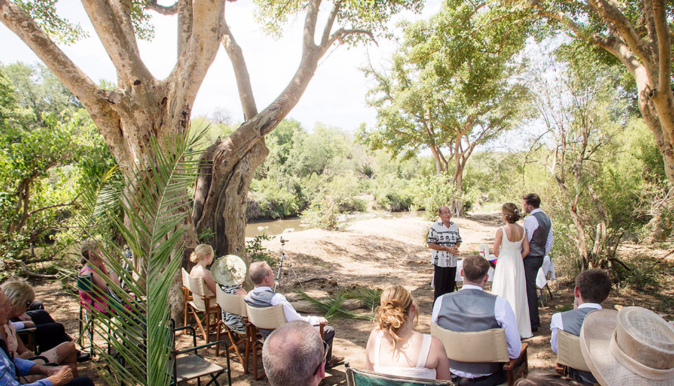 Weddings at Garonga