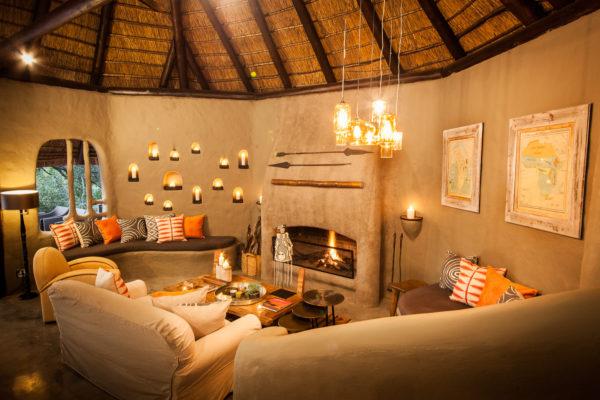 Garonga Safari Camp, main lodge