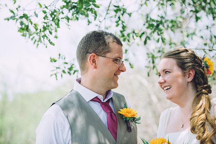 Ruth & Adam's Bush Wedding at Garonga Safari Camp