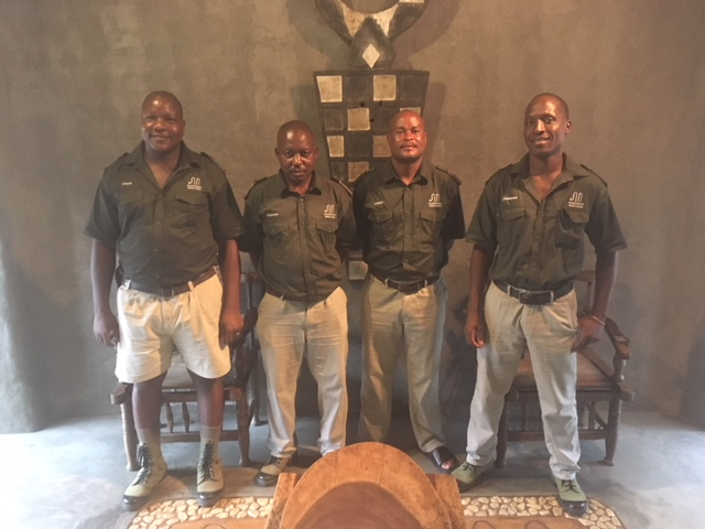 Behind the Scenes at Garonga: Meet the Security Team