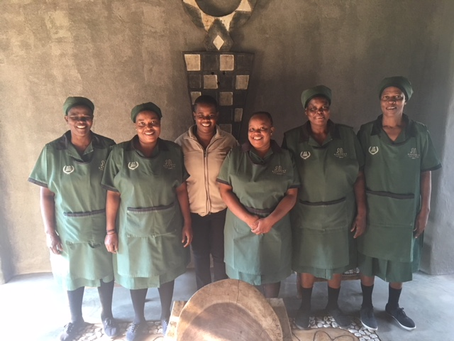Behind the scenes at Garonga: Meet the Housekeeping Team