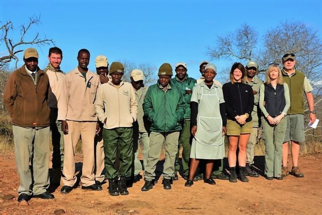 Meet the Team: Greater Makalali Private Game Reserve