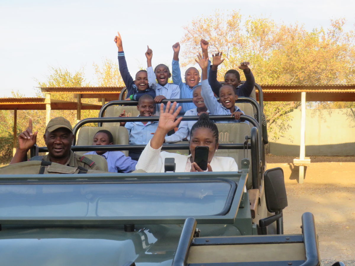 A Responsible Safari in South Africa: Garonga's Schools Initiative