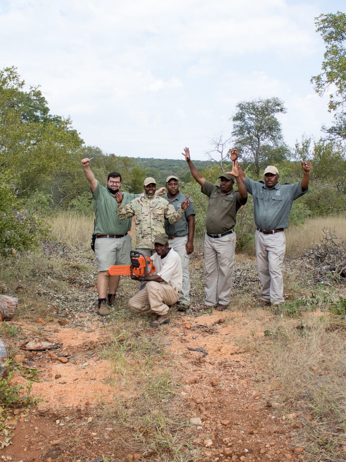 The Garonga Diaries : A Strong Independent Safari Squad!